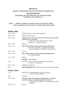 thumbnail of Program sesji III 2017
