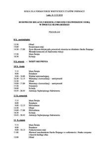 thumbnail of Program – Laski 2018