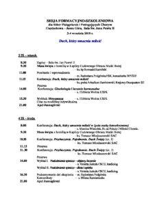 thumbnail of Program – Jasna Góra, 3-4 IX 2019